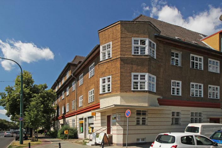 Miethaus in Potsdam, Brandenburger Vorstadt