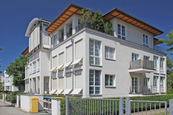 Mehrfamilienhaus in Babelsberg