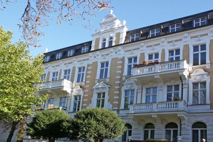 ETW Potsdam nahe dem Heiligen See