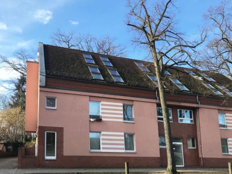 Vermietete Terrassenwohnung in Babelsberg mit Stellplatz & Wintergarten, 14482 Babelsberg, Erdgeschosswohnung