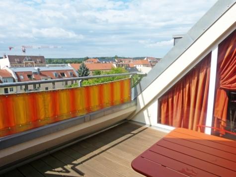 Grandiose Dachgeschoss Maisonette mit Fahrstuhl und Tiefgarage, 14482 Potsdam, Dachgeschosswohnung