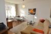 Frisch renovierte Wohnung im Weberviertel - Zwischen S-Bahnhof & Park Babelsberg - Wohnzimmer