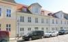 Ruhige Balkonwohnung im historischen Stadtkern Potsdams - Frontansicht