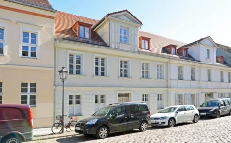 Ruhige Balkonwohnung im historischen Stadtkern Potsdams, 14467 Potsdam, Dachgeschosswohnung