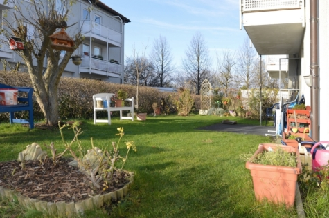 Ideale Altersvorsorge – Investieren Sie jetzt in Betongold!, 14476 Potsdam / Golm, Erdgeschosswohnung