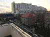 Vermietete Dachgeschosswohnung mit zusätzlichem Hobbyraum - 7 Autominuten vom Kudamm - Balkonausblick