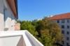 Zentral, sonnig, ruhig: Halensee-Refugium - Ausblick vom Schlafzimmerbalkon 2