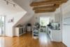 Exklusive, bezugsfreie Maisonettewohnung mit herrlichem Weitblick - Küche