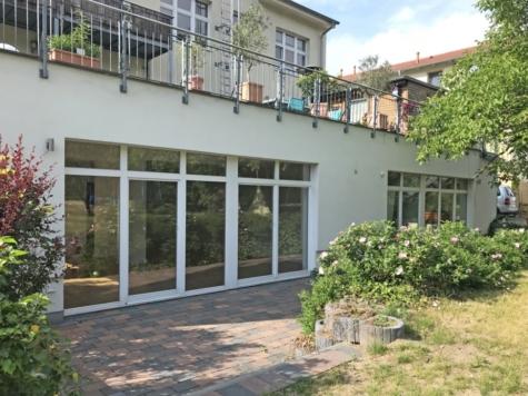 Frisch renovierte Terrassenwohnung mit großem Gemeinschaftsgarten zum Selbstbezug, 14482 Potsdam, Wohnung