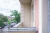 Bezugsfreie & kernsanierte Altbauwohnung mit 2 Balkonen in Potsdam-Babelsberg - Balkon II