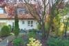 Idyllisches Wohnen in Michendorf direkt am Feld - Blick vom Vorgarten