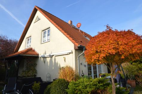 Idyllisches Wohnen in Michendorf direkt am Feld, 14552 Michendorf / Stücken, Einfamilienhaus