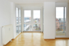 Bezugsfreie Dachgeschoss-Maisonette mit Fahrstuhl & Balkon mit Blick über die Dächer von Babelsberg - Schöner Erker