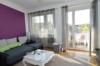 Freiwerdende Dachgeschosswohnung im Herzen von Babelsberg mit Lift & Balkon - Wohnbereich