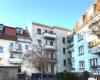 Sanierter Altbauklassiker bietet vermietete Balkonwohnung im Babelsberger Kiez - Hofansicht