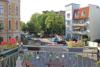 Sanierter Altbauklassiker bietet vermietete Balkonwohnung im Babelsberger Kiez - Blick vom Balkon