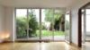 Charmantes Haus mit wunderschönem Garten - Gemütliches Wohnzimmer mit Parkettboden