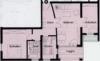 Vermietete Wohnung mit Loggia & Tiefgarage in bester Babelsberg-Lage - Grundriss WE 6