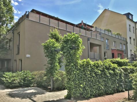 Vermietete Wohnung mit Loggia & Tiefgarage in bester Babelsberg-Lage, 14482 Potsdam, Etagenwohnung