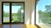 Moderne, hochwertig ausgestattete 3-Zimmer-Wohnung - Wohnzimmer Blick auf die BuGa