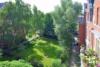 Altbauklassiker bietet bezugsfreie Familienwohnung direkt im Herzen von Potsdams Innenstadt - Blick vom Balkon