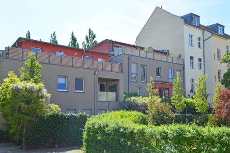 Grandiose Maisonette-Wohnung mit Dachterrasse & Tiefgarage in Babelsberg, 14482 Potsdam, Dachgeschosswohnung