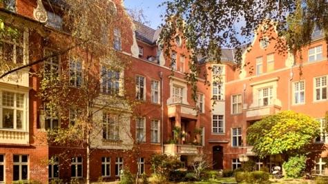 Freiwerdende 2-Zimmerwohnung in der historischen Innenstadt, 14467 Potsdam, Etagenwohnung