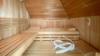 Luxuswohnung an der Elbe mit Aufzug und Sauna - Hochwertige KLAFS Sauna mit Sauerstofftherapie