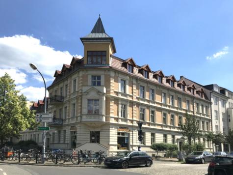 Vermietete Turmwohnung im Altbau mit Lift im Babelsberger Kiez, 14482 Potsdam, Dachgeschosswohnung