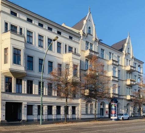 Stilvolle und ruhige Innenstadtwohnung mit Terrasse, 14467 Potsdam, Wohnung
