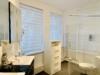 Stilvolle und ruhige Innenstadtwohnung mit Terrasse - Badezimmer