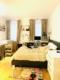 Stilvolle und ruhige Innenstadtwohnung mit Terrasse - Schlafzimmer