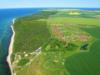 Derzeit reserviert - Insel Rügen - Ferienhaus ruhige Lage - Luftbild