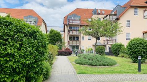 3-Zimmer Wohnung im begehrten Potsdamer Norden mit Stellplatz, 14469 Potsdam / Bornstedt, Etagenwohnung
