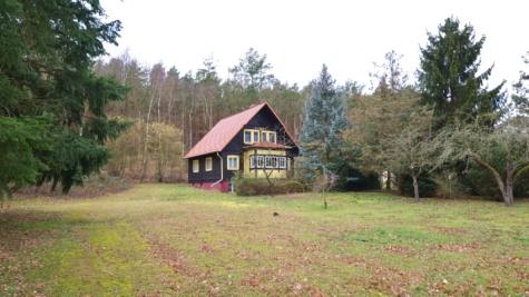 Haus auf großem Grundstück am Waldrand bei Bad Belzig, 14806 Dippmannsdorf, Einfamilienhaus