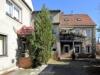 Domizil in TOP-Lage! + Sauna + gemeinschaftlichem Innenhof + Gewerbeflächen - Blick vom Innenhof auf das Vorderhaus