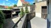 Domizil in TOP-Lage! + Sauna + gemeinschaftlichem Innenhof + Gewerbeflächen - Balkon 2-Zimmerwohnung im Vorderhaus (Weitwinkel)