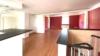 Domizil in TOP-Lage! + Sauna + gemeinschaftlichem Innenhof + Gewerbeflächen - Wohnzimmer der 4-Zimmerwohnung im Vorderhaus (Weitwinkel)