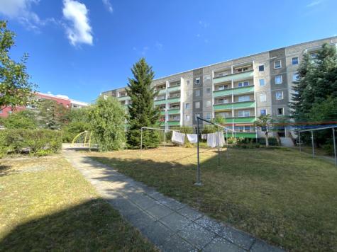 Bezugsfreie 2-Zi.Wohnung mit großzügigem Balkon und unverbaubarem Weitblick, 14480 Potsdam, Etagenwohnung