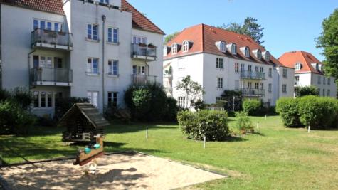 Vermietete Balkonwohnung inkl. TG-Stellplatz am Lindenpark von Babelsberg, 14482 Potsdam, Etagenwohnung