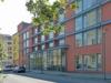 Vermietete Maisonette-Wohnung mit Balkon, EBK & Fahrstuhl als ideale Altersvorsorge - Hauseingang