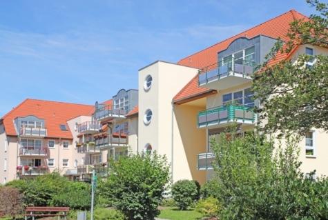 BMR: 3,2%, Ideale Altersvorsorge – 2-Zi.Wohnung mit Tiefgaragenstellplatz in Bornstedt, 14469 Potsdam, Etagenwohnung